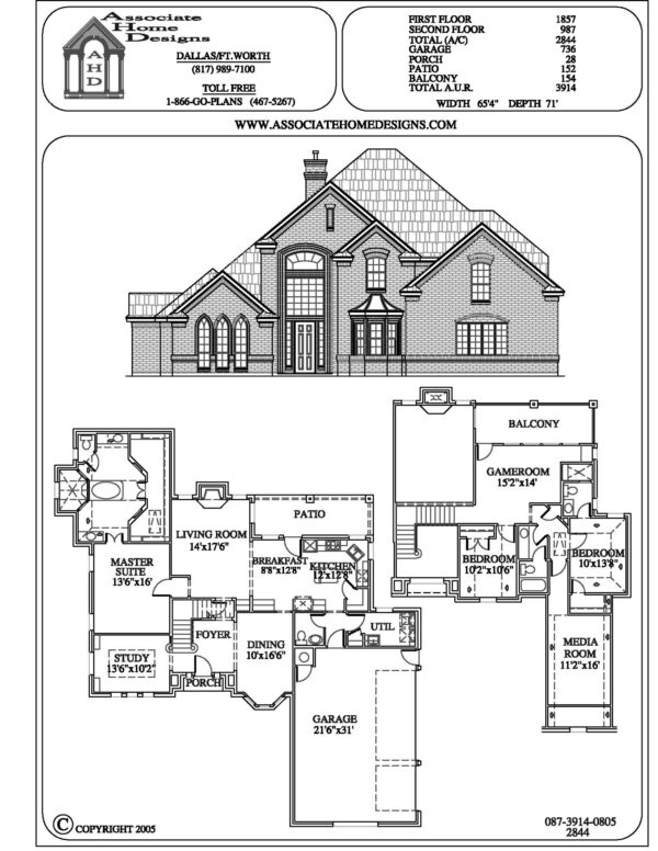 1887 bedrooms, 325 bathrooms house plan