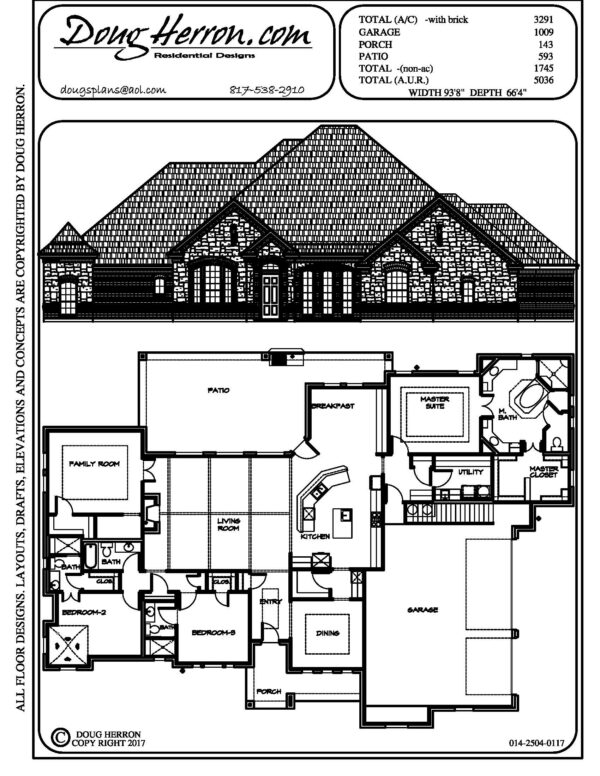 1896 bedrooms, 16 bathrooms house plan