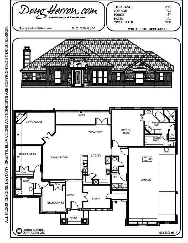 1896 bedrooms, 325 bathrooms house plan