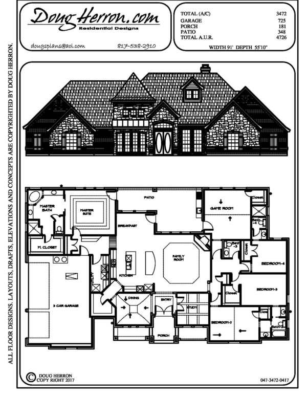 1899 bedrooms, 326 bathrooms house plan