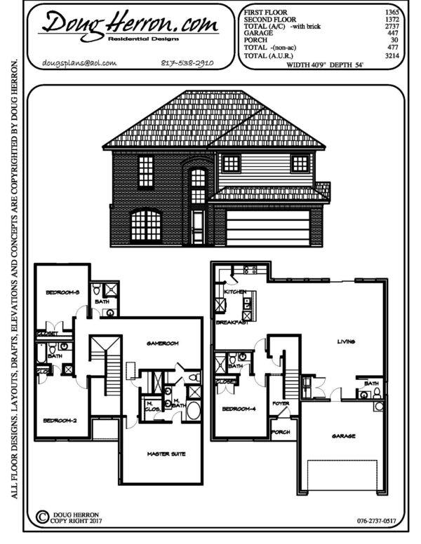 1896 bedrooms, 326 bathrooms house plan