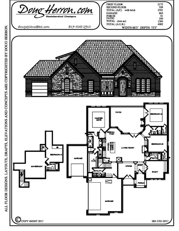 1896 bedrooms, 326 bathrooms house plan