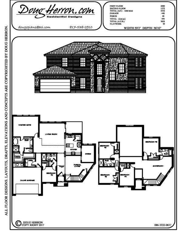 1045 bedrooms, 16 bathrooms house plan