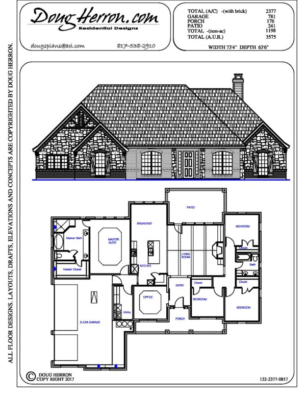 1896 bedrooms, 14 bathrooms house plan
