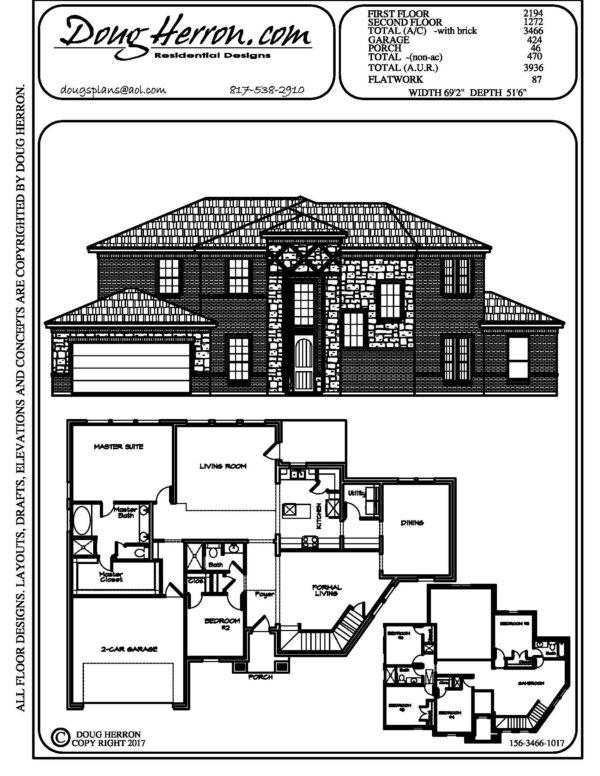 1899 bedrooms, 16 bathrooms house plan