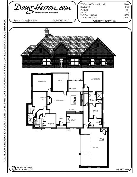 bedrooms,  bathrooms house plan